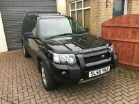 Land Rover Freelander 2.0Td4 Adventurer 06/56