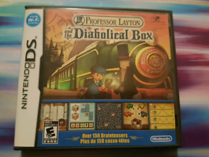 Professor Layton and the Diabolical Nox