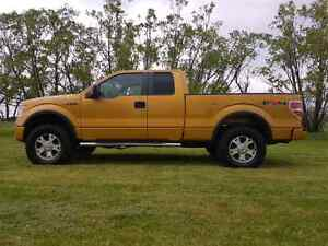 2009 Ford F-150 FX4 Ext. Cab Amber