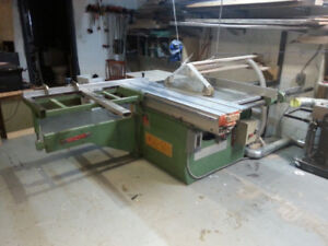 Ortza panel saw table saw
