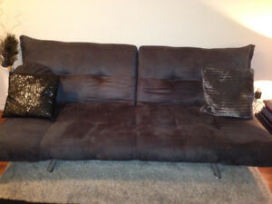 Couch | Convertible to Loveseat(Price reduced to sell)