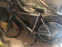 M&F bikes, excellent condition