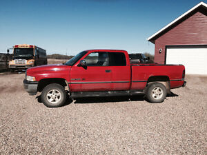 1996 Dodge Power Ram 1500 Laramie. SLT Pickup Truck