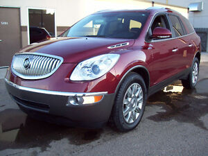 "2011 BUICK ENCLAVE ""CXL"" 7-SEATER! 98000km! New Tires & Brakes!"