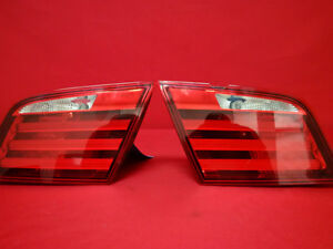 BMW 5-Series L/Side and R/Side Rear Inner Truck Tail Light-2012