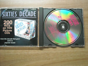 CDs Assorted Artists Original Songs from the 50s & 60s! Peterborough Peterborough Area image 2