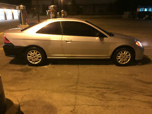 2005 Honda Civic Coupe Coupe (2 door)