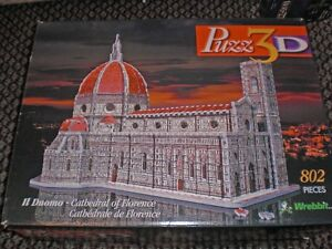 3D Puzzles - Group being Sold As Is Kawartha Lakes Peterborough Area image 5