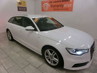 2012 Audi A6 Avant 2.0TDI *7 SPEED* 177 S-Line ***BUY FOR ONLY £69 PER WEEK***