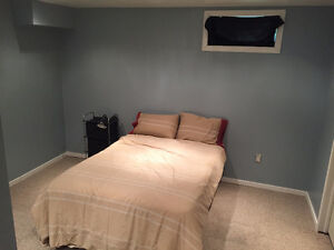 Furnished Basement Bedroom 550/month utilities included
