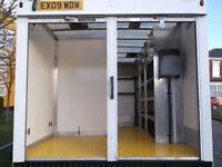 2009/09 Ford Transit 115 T350m Luton Box van [ Mobile Workshop ] Low miles DRW