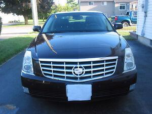 2008 Cadillac DTS Luxury II Sedan