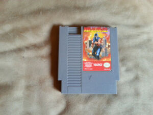 Ninja Gaiden (Nintendo Entertainment System NES, 1989)