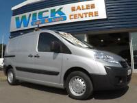 2014 Peugeot EXPERT HDI 1000 L1H1 SWB VAN *SILVER* Manual Medium Van