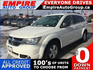 2010 DODGE JOURNEY SXT * POWER GROUP * PREMIUM CLOTH SEATING