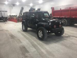2009 Jeep Wrangler VUS