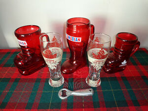 'I Am Canadian' & Molsons Collectibles For $18: Great 4 The Bar!