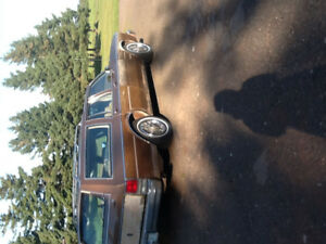 1986 olds wagon
