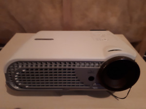 Optoma H30 Projector with 108'in. fix screen