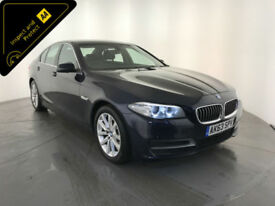 2013 63 BMW 520D SE AUTOMATIC DIESEL SALOON 1 OWNER BMW HISTORY FINANCE PX
