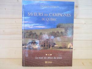 Saveurs des campagnes par Jacques Dorion