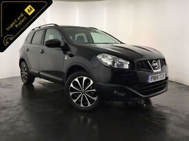 2014 NISSAN QASHQAI+2 360 DCI DIESEL 7 SEATS 1 OWNER SERVICE HISTORY FINANCE PX