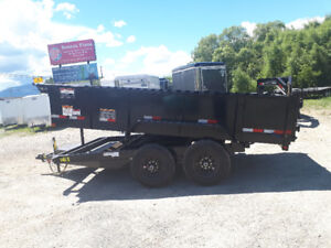 Now In Stock Big Tex Dump Trailers