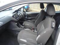 2012 Peugeot 208 1.4hdi Active 3 Dr 9999 3 door Hatchback