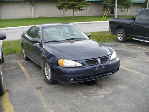 2004 Pontiac Grand Am SE Sedan
