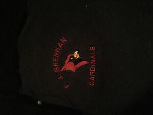 Brennan High School Girls Sweater, Size M Windsor Region Ontario image 1
