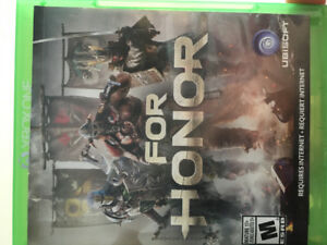 For honor et fallout 4 xboxone
