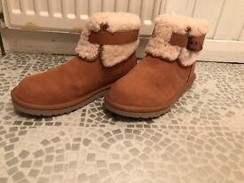 UGG Boots U.K. Size 6.5 never been worn