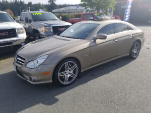 2009 Mercedes-Benz CLS-Class AMG (Fully loaded) Sedan