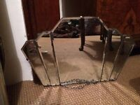 1930s early 1940s mirror