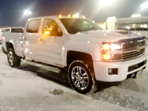 ***SOLD***2017 Chevrolet 2500 DIESEL (High Country)