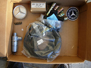 New leads complet {Mercedes Benz}|