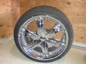 ****Low profile tires with rims 215/35/R18***