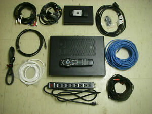 High Definition box, ethernet cable,component switch box -plus.