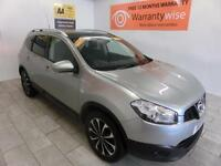 2011 Nissan Qashqai+2 1.6 2WD N-TEC ***BUY FOR ONLY £50 PER WEEK***