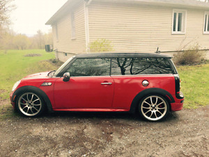 Mini clubman jonh cooper work  2009