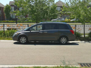 Mini Van Nissan Quest 2008