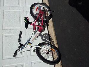"Girls 18"" Roxy Avigo bike"