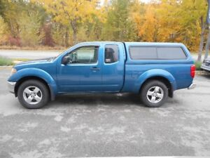2005 Nissan Frontier Auto 4x4 Excellent Condition Pickup Truck