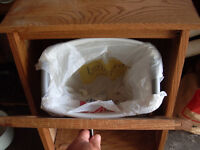 One of a kind kitchen garbage container