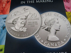 Sterling Silver Pure Silver Coin 99.99 $20