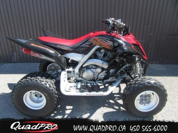 Used 2013 Yamaha RAPTOR 700R SPECIAL EDITION