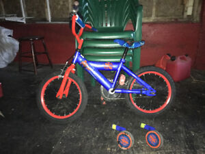 Spider-Man Bicycle