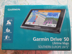 GPS SOUTHERN EUROPE