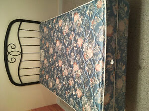 Moving sale! 1 Twin Bed & 2 Double Beds For Sale!