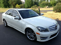 2012 Mercedes-Benz C-Class 250 Sedan